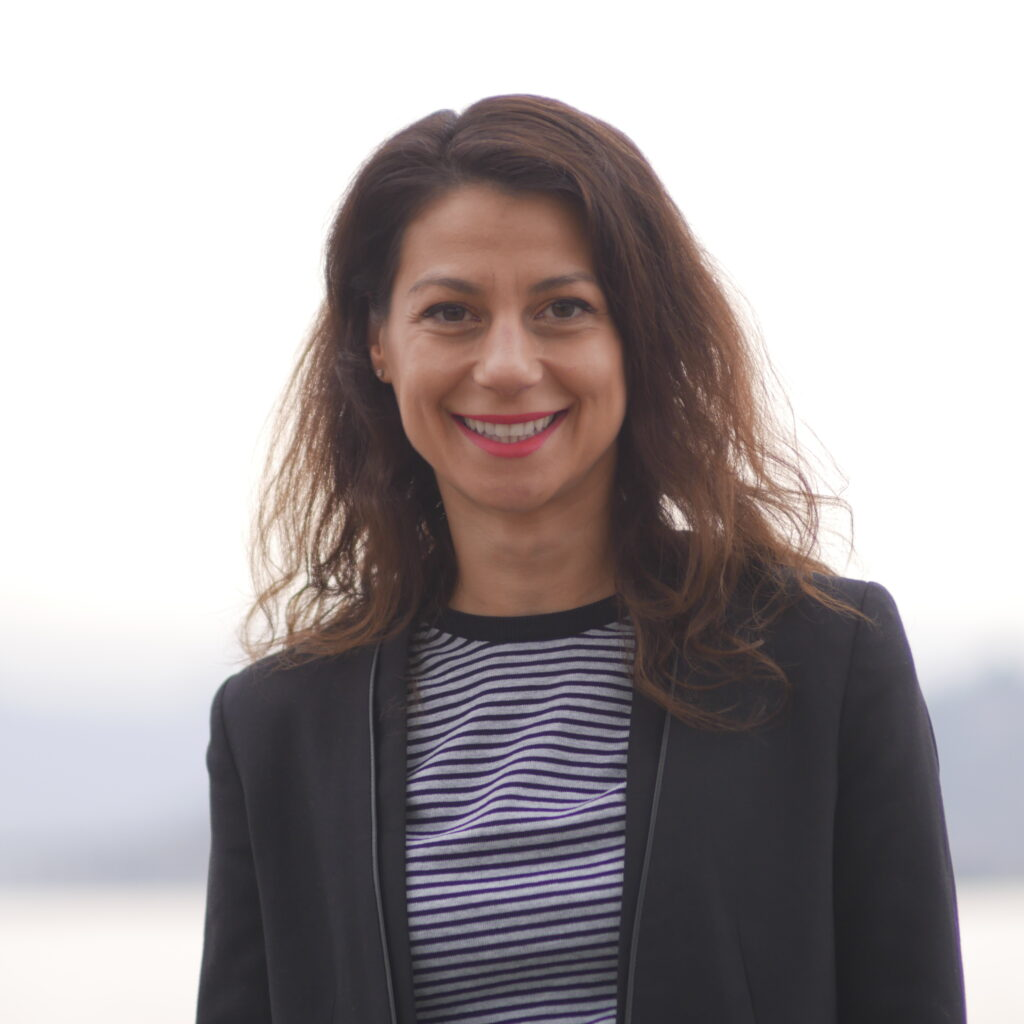 Dr. Elena Ivanova
