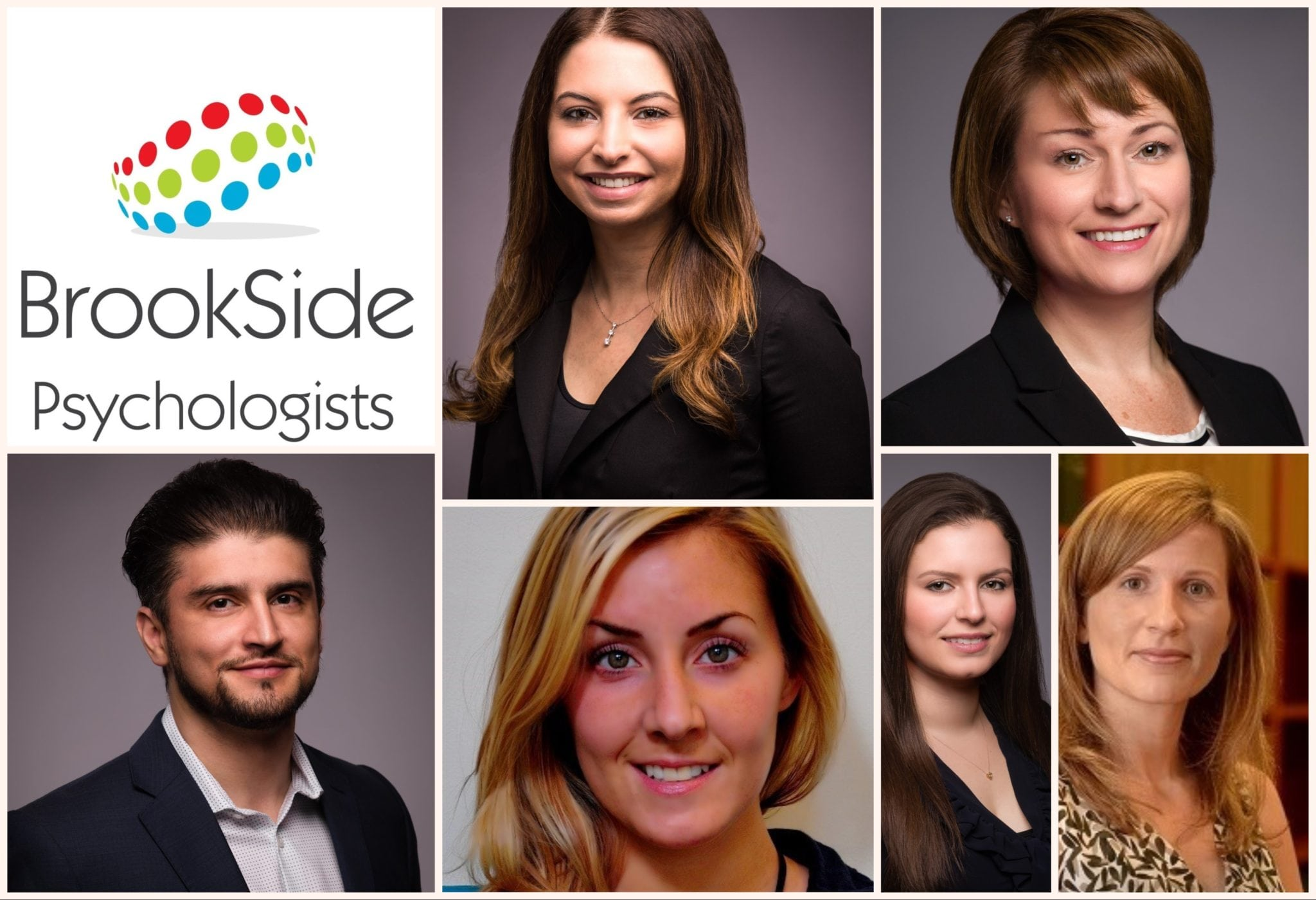 Our Staff at Brookside Psychologists