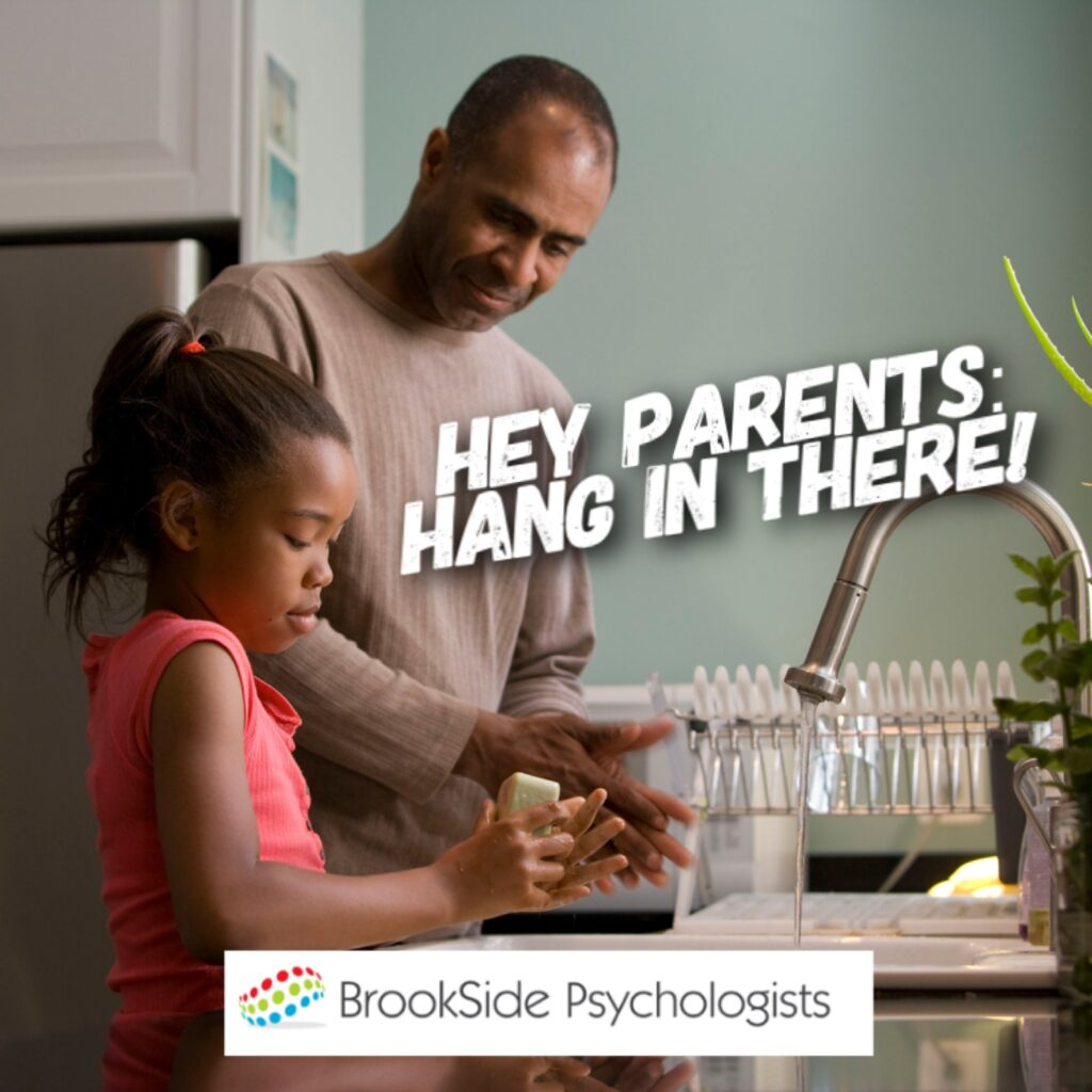Hey Parents: Hang in There!