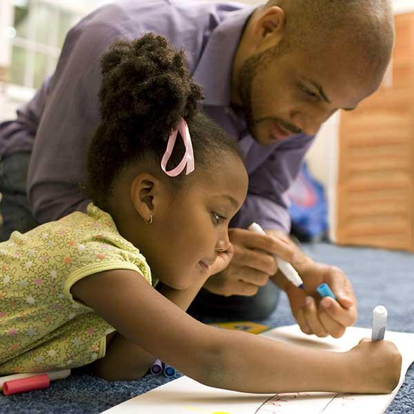 Positive Parenting Through Separation & Divorce